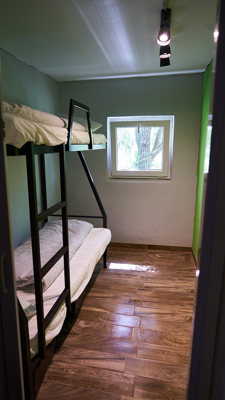 Parti hostel szoba 3