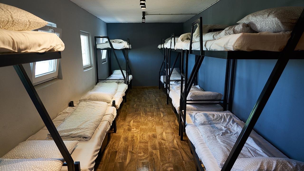 Parti hostel szoba 4