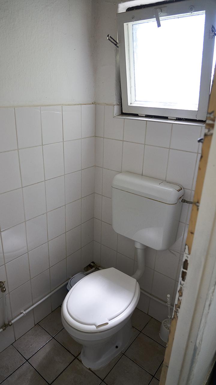 Parti hostel wc