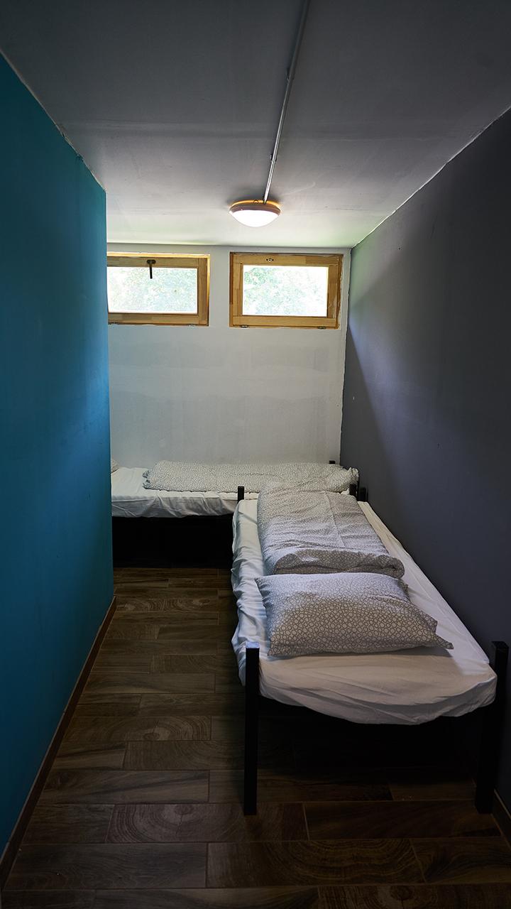 Velence hostel szoba 2