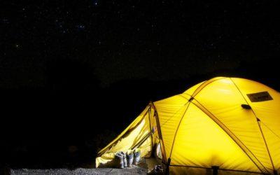Kemping sátor bérlés vagy vásárlás: megkönnyítjük a választást